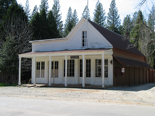 Malakoff Diggins General Store