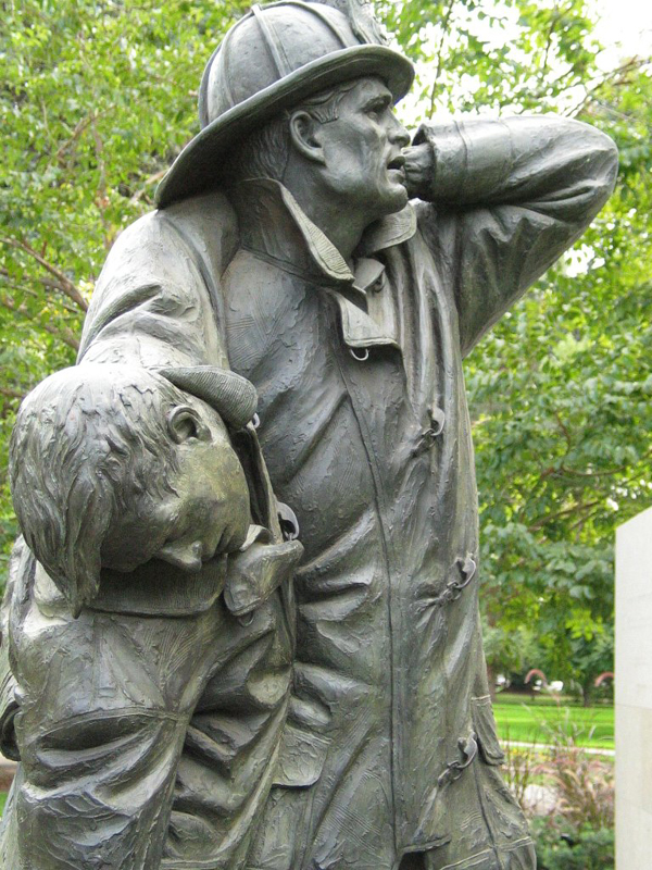 California Firefighters Memorial.