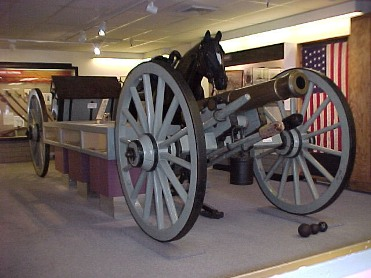 California Military Museum in Old Sacramento
