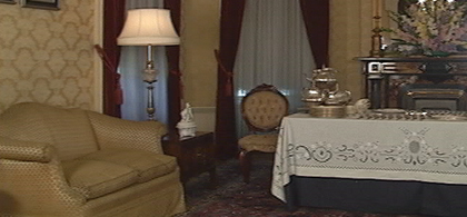 Dining Room inside theMansion