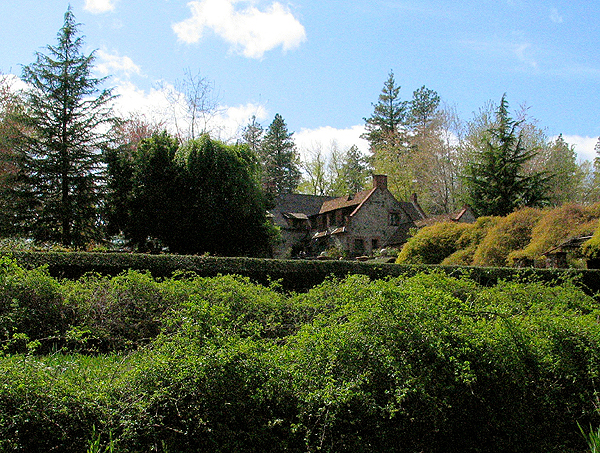 Bourn Mansion and Gardens