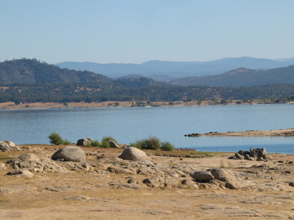 Beals Point, Folsom Lake.