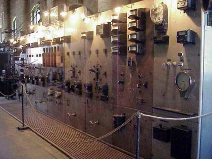 Powerhouse Switch Panel