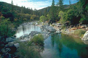 Auburn SRA - North Fork of the American River