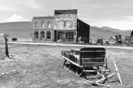 Bodie State Historic Park - California State Parks - Photographic Archives