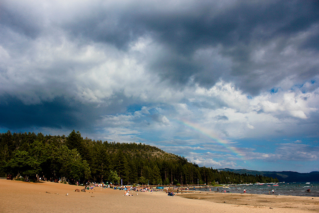 Kings Beach SRA Rainbow