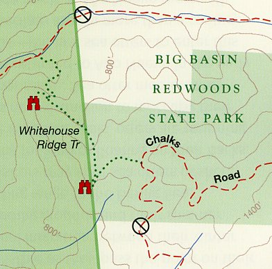 Whitehouse Ridge Trail