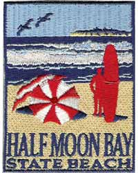 Half Moon Bay State Beach Patch