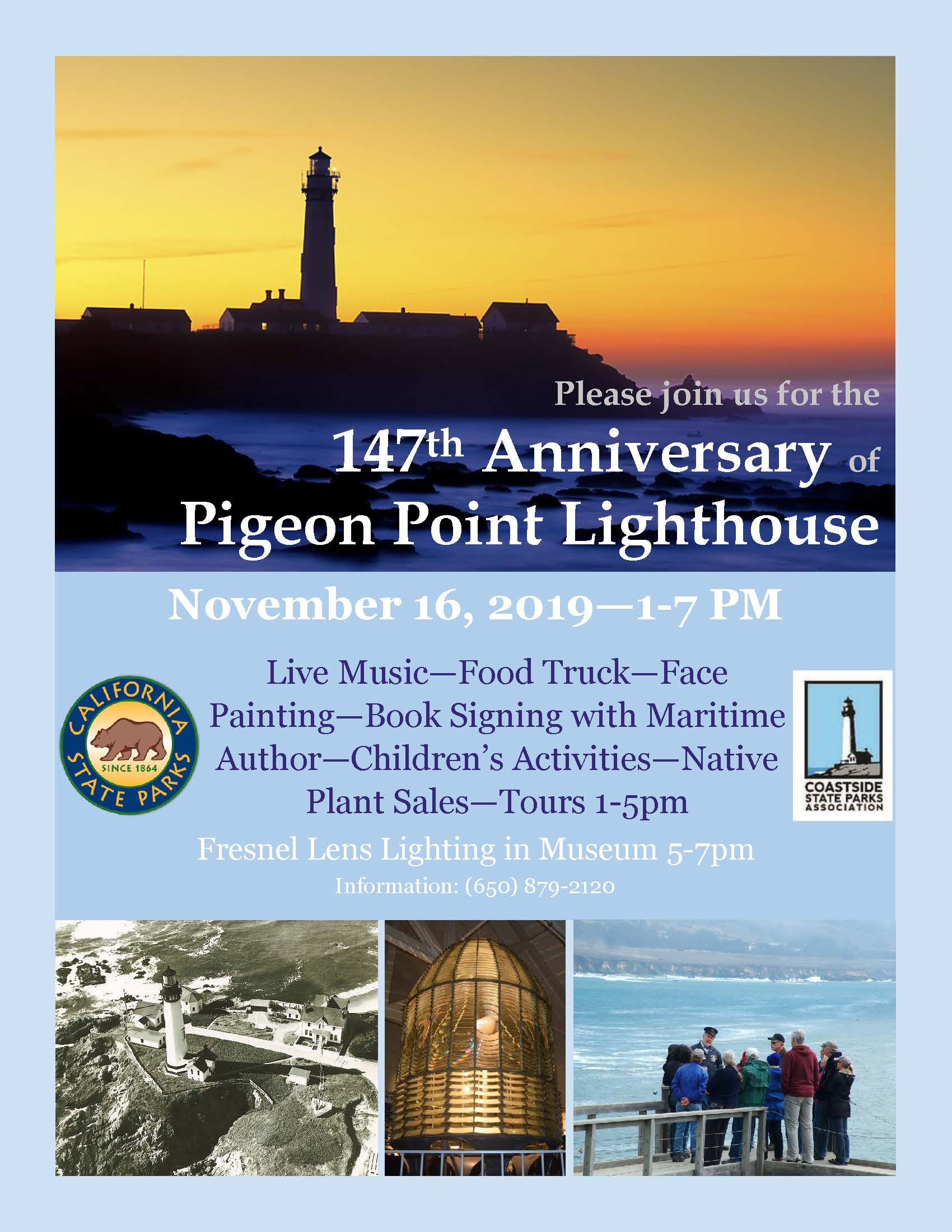 147th Anniversary Flyer