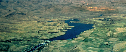 Bethany Resevoir SRA -- Aerial View