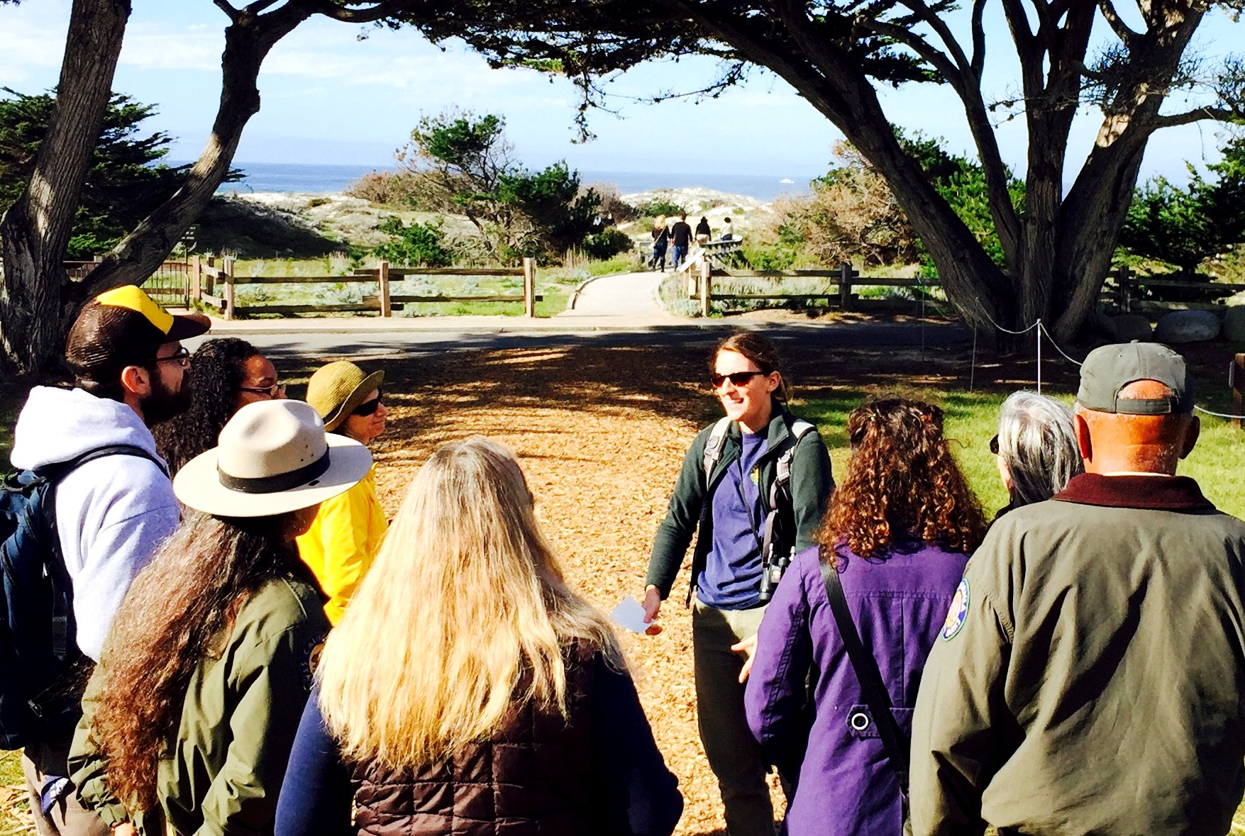 Asilomar Bird Tour