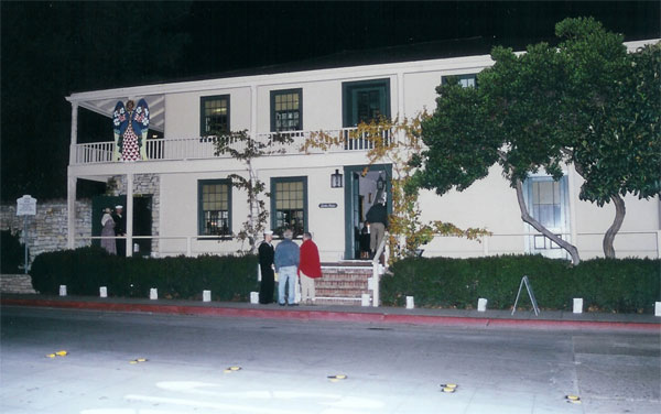 Larkin House