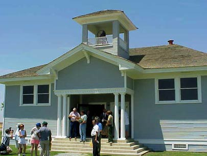 Allensworth School - Colonel Allensworth State Historic Park