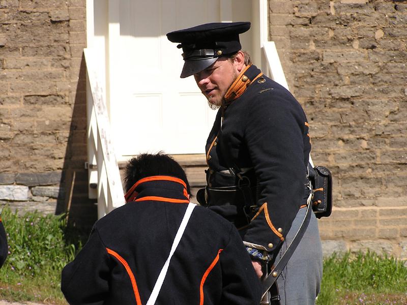 Fort Tejon SHP