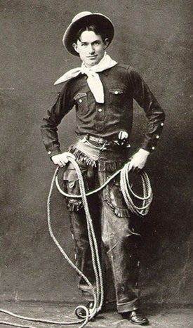 "Will Rogers  ""America's Favorite Cowboy"""