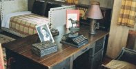 Will Rogers Desk