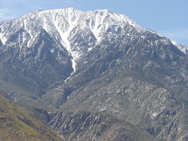 Mount San Jacinto SP