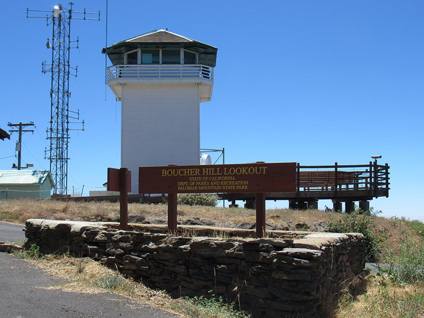 Palomar Mountain Sp