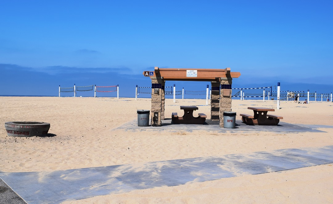 Huntington Beach Fire Pits Map - Maps For You