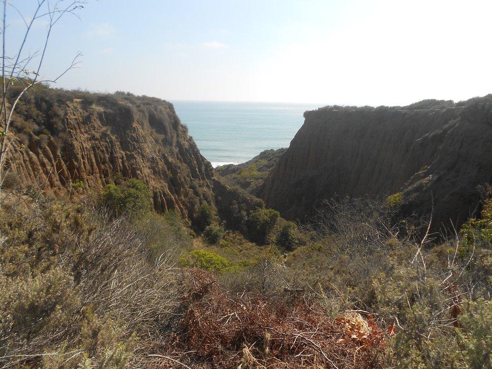 San Onofre Cliffs