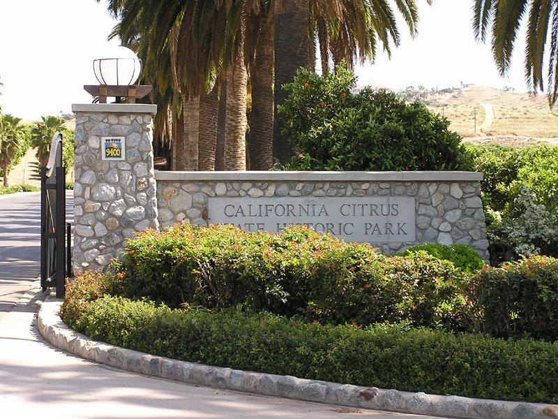 California Citrus SHP