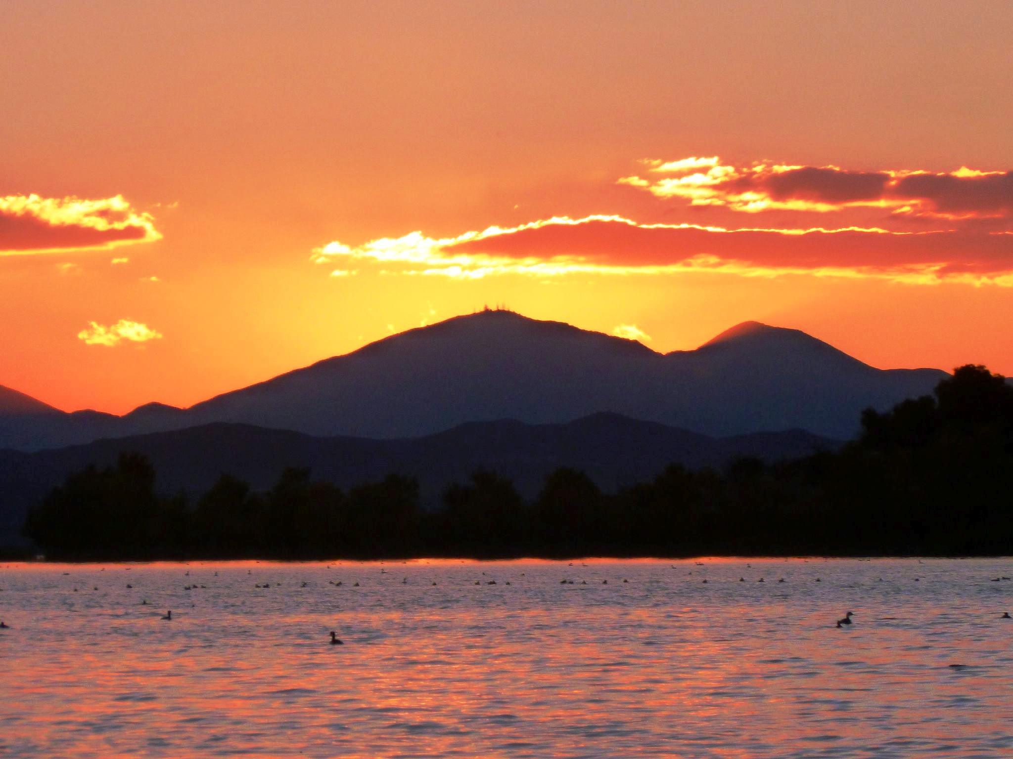 Lake Perris SRA