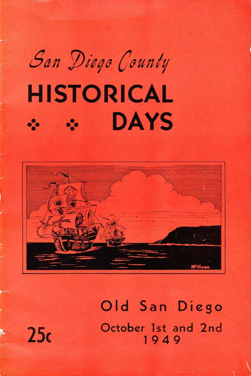 San Diego Historical Days