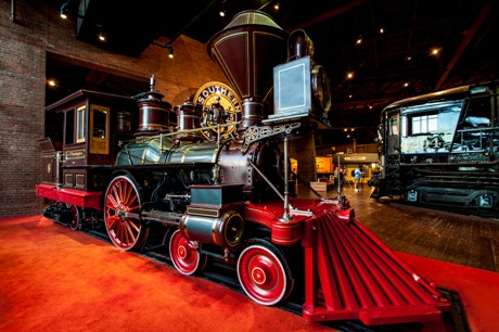 Resultado de imagen para California State Railroad Museum