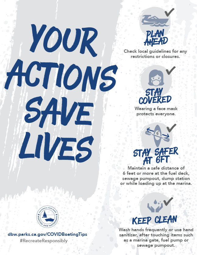 Your Actions Save Lives