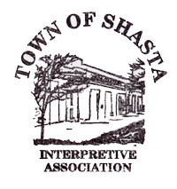 Town of Shasta Interpretive Association Logo