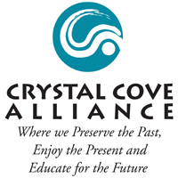 Crystal Cove Alliance with motto