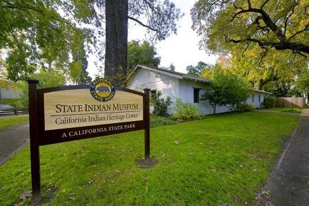 State Indian Museum-California Indian Heritage Center