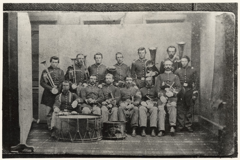 Third Infantry of California Volunteers Band