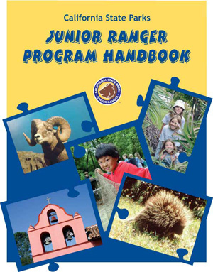 Cover of Junior Ranger Handbook