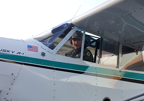 Ranger in a Plane image