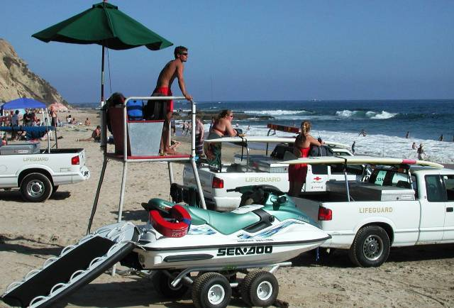 Lifeguard and Vehicles image