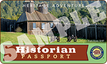 Historian Annual Pass Image