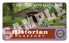 Historian Passport Pass