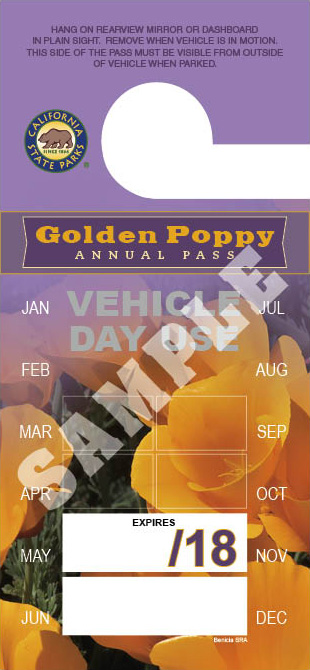 Golden Popy Pass