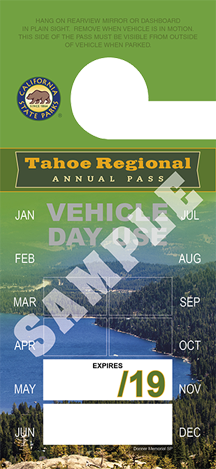 Tahoe Regional Annual Pass Image