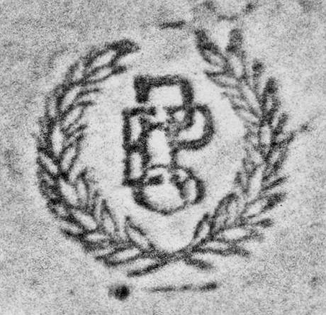 Image of East Palestine pottery mark