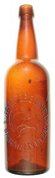 Image of Buffalo Brewing Company beer bottle