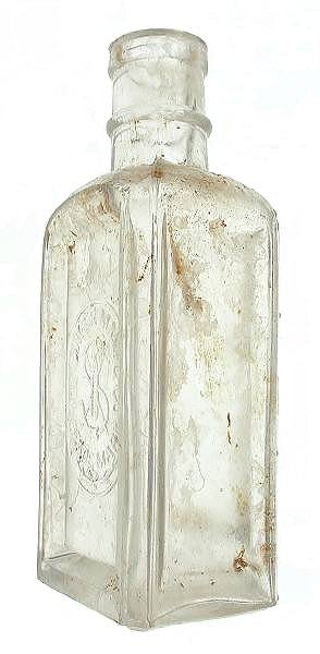 Image of Singer oil bottle