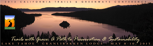 2013 California Trails & Greenways Conference
