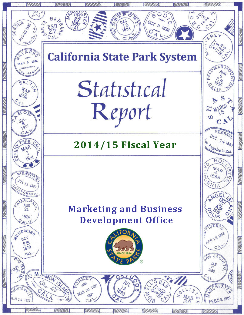 Statistical Report FY2014/15