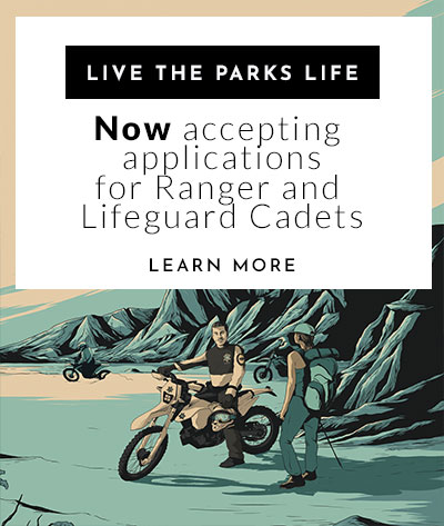 Ranger and lifeguard recruiting