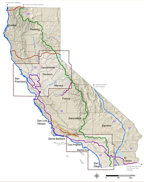 What Are The Northern Coastal California Natural Resources