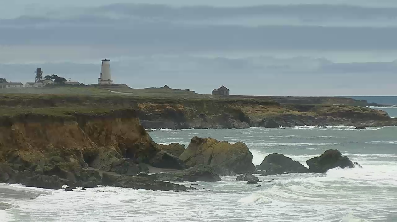 Piedras Blancas Lighthouse Screen Cap