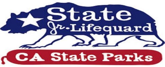 State Jr. Lifeguard - CA State Parks Logo