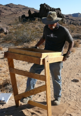 Christopher Corey, California State Parks Associate State Archaeologist